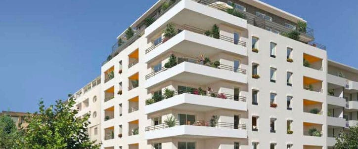Investir Résidence Confidential Prado programme neuf à vendre à Marseille