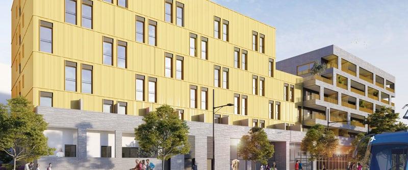Residence Kaelys Parc Marianne programme neuf à vendre pour Etudiant à Montpellier