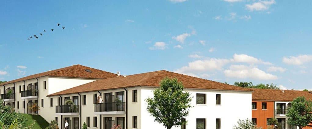 Investir Résidence Les Omégades programmes neuf à vendre pour Senior à Toulouse