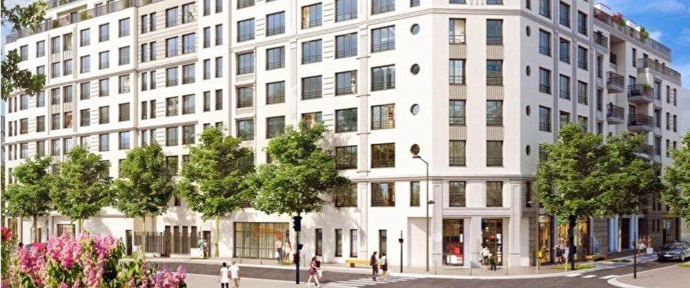 Investir Résidence Stud'en Seine programme neuf à vendre à Suresnes