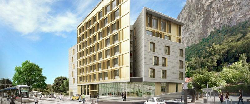 Residence Study Time programme neuf à vendre pour Etudiant à Grenoble