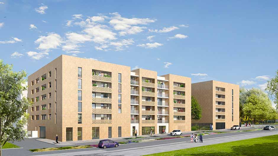Investir en LMNP dans une résidence de service Séniors à Toulouse