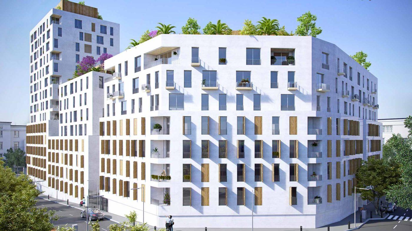 Investir en LMNP dans une résidence de service sénior à Marseille