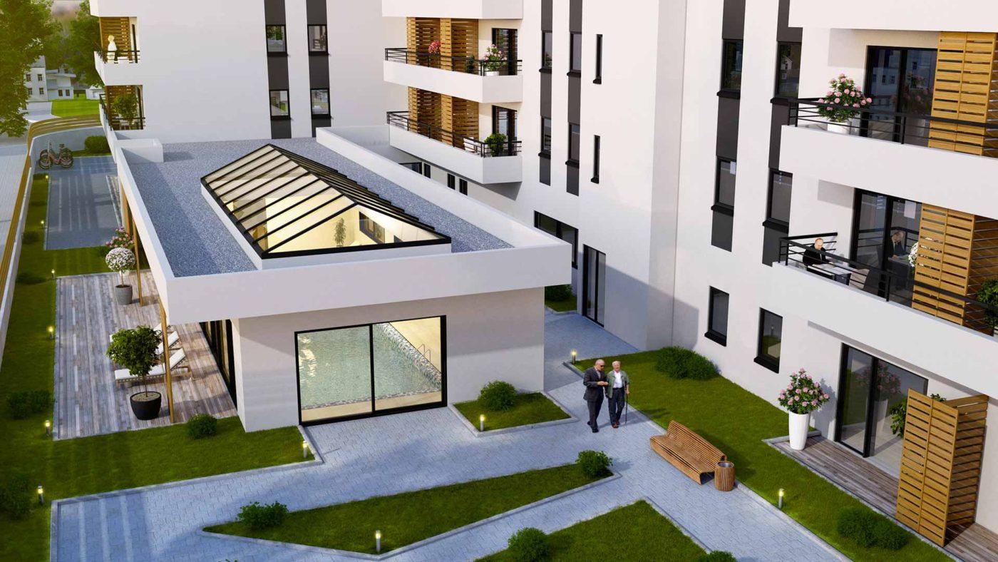 Investissement LMNP résidence de service Séniors à Perpignan