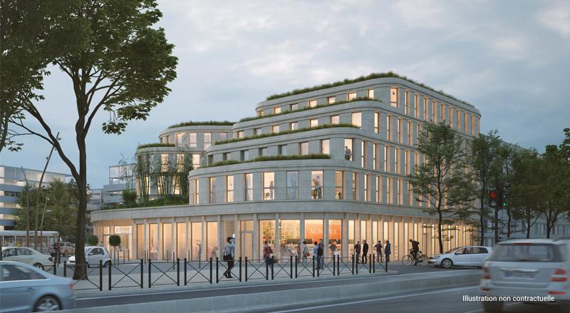 Résidence Les Terrasses de St-Germain