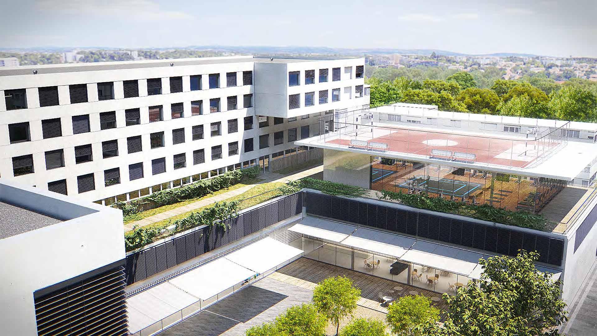 Résidence étudiante l'Artemisia, investissement immobilier à Montpellier